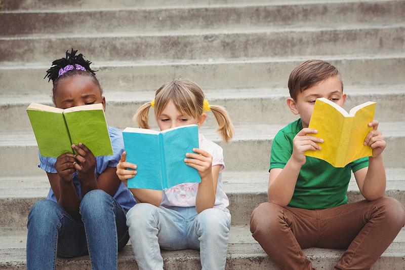 小学的重点不在成绩而在阅读 附好书目录