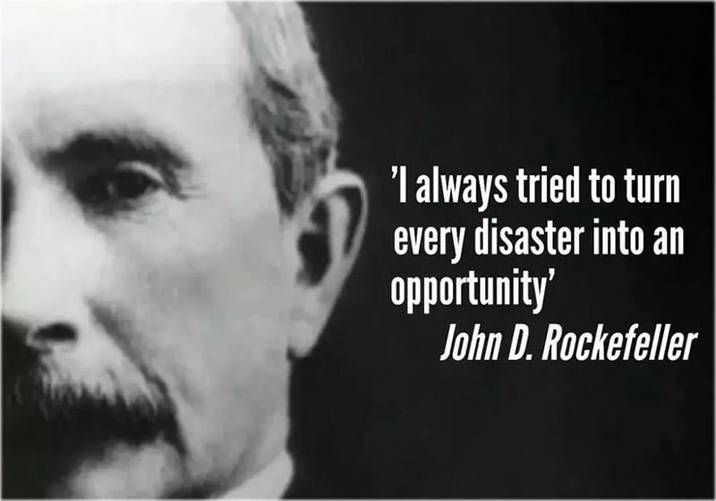 第07封 | 最可怕的是精神破产-Rockefeller与儿子38封信